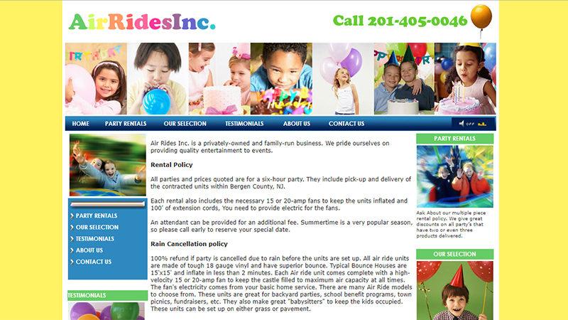 Air Rides Inc.