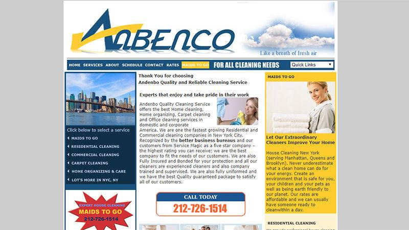 Anbenco Cleaning, NY
