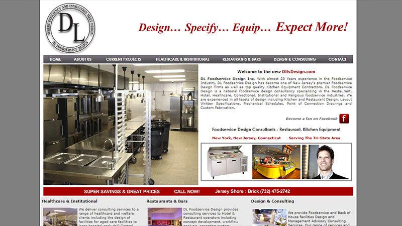 DLFS Design Kitchen Supplies