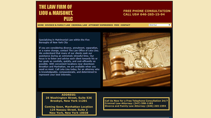 Divorce Lawyer NYC