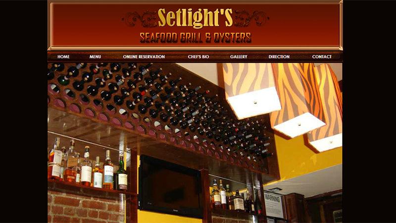 SetLight's Restaurant NY