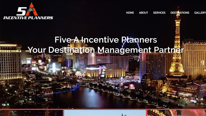 Five A Incentive Planners